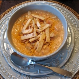 Max  and  Erma's Chicken Tortilla Soup - Sue's Original Clone