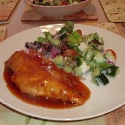 Mediterranean BBQ Chicken