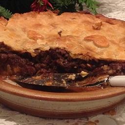 Memere's Mincemeat Pie