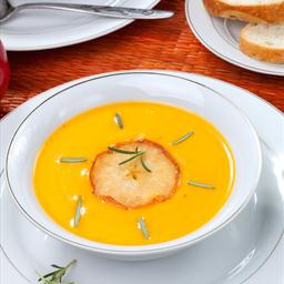 Meredith McCarty's Squash and Apple Soup (Vegan)