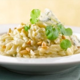 "Meryl's ""Good-thing-I-know-Meyers"" Parmesan Orzo"