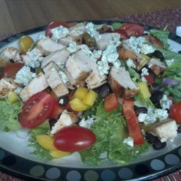 Mex inspired Chicken Salad