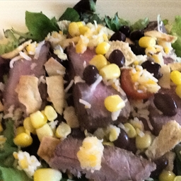 Tex-Mex Steak Salad