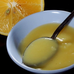 Meyer Lemon Curd