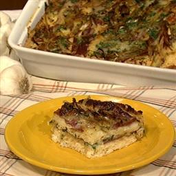 Corned Beef Hash Casserole