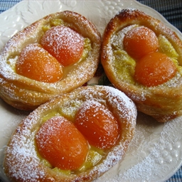 Michel Richard's Egg Pastry...or Apricot Pastry