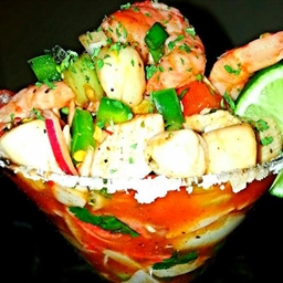 Mike's Spicy, 50 Shades Of HEY! Ceviche