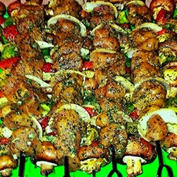 Mike's Turkish Shish Kabobs & Tzatziki Sauce