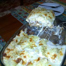 Minced Beef Lasagna