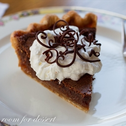 Minny's Chocolate Pie