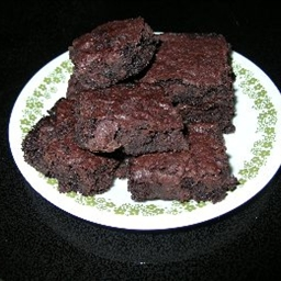 Mocha-Dark Chocolate Brownies