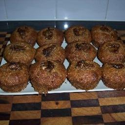 Moist Date Muffins