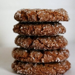 Molasses Cookies (Grandma Jean's)