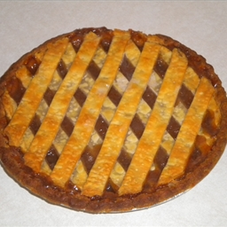 Mom's Apple Sauce Pie