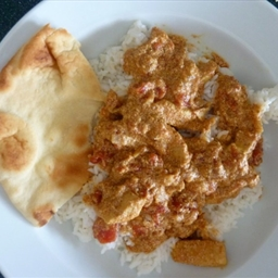 Mom's Easy Chicken Curry