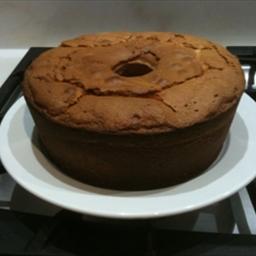 Mom's Pound Cake