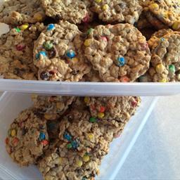 Monster Cookies (gluten free)