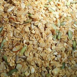 Morgan's Granola