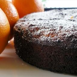 Moroccan Orange and Almond Cake