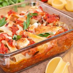 Muffi's Stuffed Pasta Shells