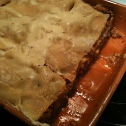 Mum's Lasagna