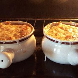 Mushroom Onion Soup