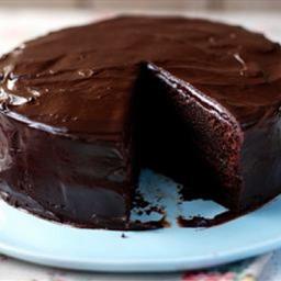 My mum's cocoa cake