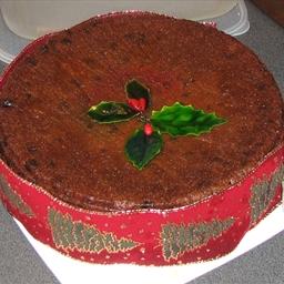 Nan's Marvellous Christmas Cake