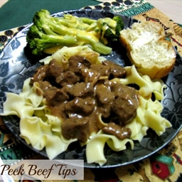 Mommy's Kitchen No Peek Beef Tips