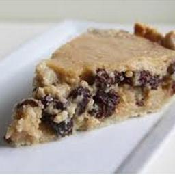 Norske Nook Sour Cream Raisin Pie