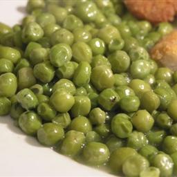 "North Croatian Green Peas Stew (""Grasak cuspajz"")"
