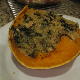 Not your usual Dinner in a Pumpkin