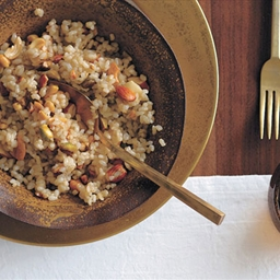 Nutty Brown Rice