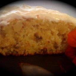 Nutty Piñacoco cake