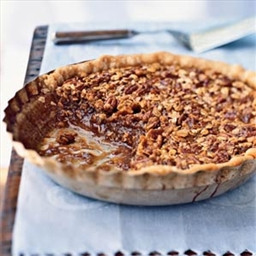 Oatmeal Pecan Pie (Cooking Light)