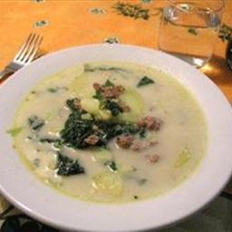 Olive Garden® Inspired Zuppa Toscana