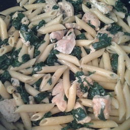 Olive Garden Heart Healthy Chicken/pasta