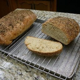 Onion and Sage Bread - Chat