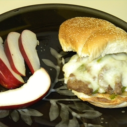 Open-Face Philly Cheesesteak Sandwiches