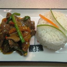Orange-Beef Stir-Fry