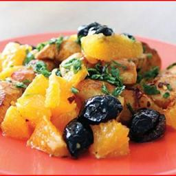 Orange Olive Chicken