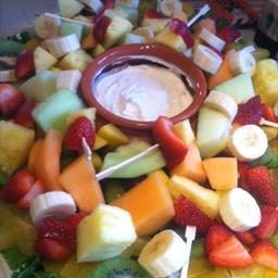 Orange Tailgate Salad