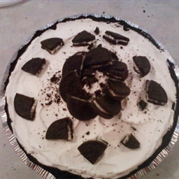 Oreo Cookie Pie