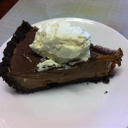 Oreo Dulce de Leche Pie - Slow Cooker Caramel