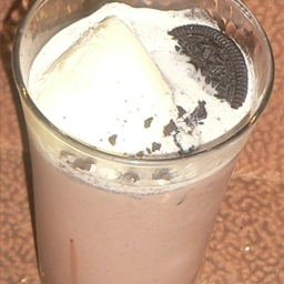 Oreo Milk Shake