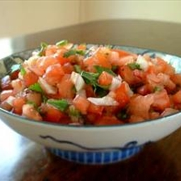 Other - Fresh and Crisp Salsa