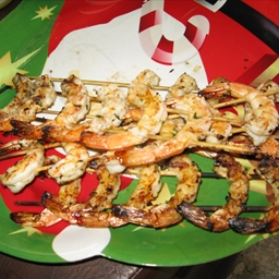 Outback Steakhouse Shrimp on the Barbie