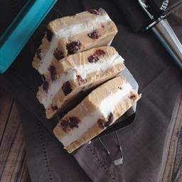 Paleo - Cookie Dough Ice Cream Bars