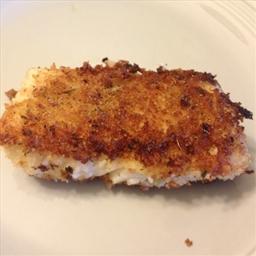 Panko-Crusted Cod