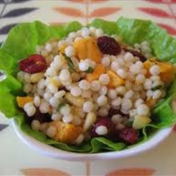 Pasta Pearl Salad (healthy, side)